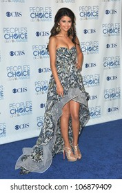 LOS ANGELES, CA - JANUARY 5, 2011: Selena Gomez at the 2011 Peoples' Choice Awards at the Nokia Theatre L.A. Live in downtown Los Angeles. January 5, 2011  Los Angeles, CA