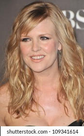 LOS ANGELES, CA - JANUARY 6, 2010: Ashley Jensen at the 2010 People's Choice Awards at the Nokia Theatre L.A. Live.