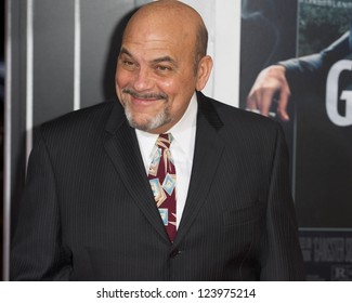 LOS ANGELES, CA - JANUARY 7: Jon Polito arrives at the premiere of Gangster Squad at Grauman's Chinese Theatre in Los Angeles, CA on January 7, 2013