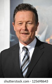 "LOS ANGELES, CA - JANUARY 7, 2013: Robert Patrick at the world premiere of his movie ""Gangster Squad"" at Grauman's Chinese Theatre, Hollywood."