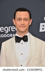 LOS ANGELES, CA - July 14, 2018: Joseph Gordon-Levitt at the Comedy Central Roast of Bruce Willis at the Hollywood Palladium