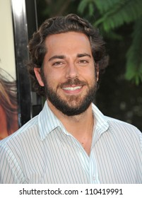 """LOS ANGELES, CA - JULY 20, 2009: Zachary Levi at the world premiere of """"Funny People"""" at the Arclight Theatre, Hollywood."""