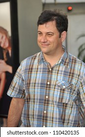 """LOS ANGELES, CA - JULY 20, 2009: Jimmy Kimmel at the world premiere of """"Funny People"""" at the Arclight Theatre, Hollywood."""