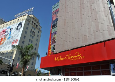 LOS ANGELES, CA - JULY 21, 2009:  - grand opening of Madame Tussauds Hollywood.