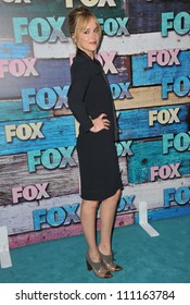 LOS ANGELES, CA - JULY 24, 2012: Dakota Johnson, daughter of Melanie Griffith & Don Johnson, at the Fox Summer 2012 All-Star Party in West Hollywood.