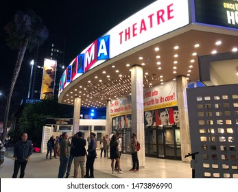 Cinerama Dome Theater Images, Stock Photos & Vectors