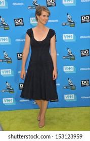 LOS ANGELES, CA - JULY 31, 2013: Cynthia Nixon at the 2013 Do Something Awards at The Avalon, Hollywood.