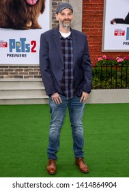 """Los Angeles, CA - June 02, 2019: Brian Lynch attends the Premiere Of Universal Pictures' """"The Secret Life Of Pets 2"""" held at Regency Village Theatre"""