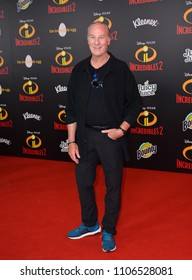 """LOS ANGELES, CA - June 05, 2018: Craig T. Nelson at the premiere for """"Incredibles 2"""" at the El Capitan Theatre"""