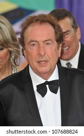 LOS ANGELES, CA - JUNE 10, 2010: Eric Idle at the 2010 AFI Life achievement Award Gala, honoring director Mike Nichols, at Sony Studios, Culver City, CA.