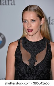 LOS ANGELES, CA - JUNE 16, 2015: Actress Teresa Palmer at the Women in Film 2015 Crystal + Lucy Awards at the Hyatt Regency Century Plaza Hotel.