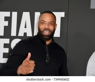 "LOS ANGELES, CA - June 22, 2017: The D.O.C. at the premiere for the HBO documentary series ""The Defiant Ones"" at the Paramount Theatre. Los Angeles,"