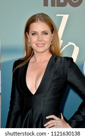 """LOS ANGELES, CA - June 26, 2018: Amy Adams at the premiere for the HBO series """"Sharp Objects"""" at the Cinerama Dome"""