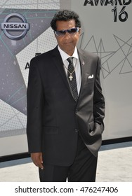LOS ANGELES, CA. June 26, 2016: Alfred Jackson - half-brother of Prince - at the 2016 BET Awards at the Microsoft Theatre LA Live.