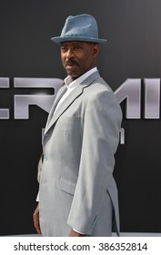 "LOS ANGELES, CA - JUNE 28, 2015: Courtney B. Vance at the Los Angeles premiere of his movie ""Terminator Genisys"" at the Dolby Theatre, Hollywood."