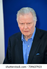 """LOS ANGELES, CA. June 28, 2017: Actor Jon Voight at the world premiere of """"Spider-Man: Homecoming"""" at the TCL Chinese Theatre, Hollywood."""
