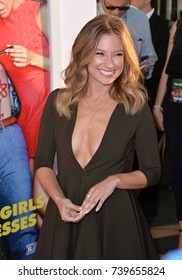 "LOS ANGELES, CA. June 29, 2016: Actress Sugar Lyn Beard at the premiere of ""Mike and Dave Need Wedding Dates"" at the Cinerama Dome, Hollywood."