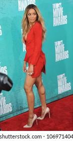 LOS ANGELES, CA - JUNE 4, 2012: Ciara at the 2012 MTV Movie Awards at Universal Studios, Hollywood. June 4, 2012  Los Angeles, CA