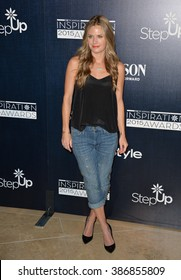 LOS ANGELES, CA - JUNE 5, 2015: Maggie Lawson at the Step Up Women's Network 12th Annual Inspiration Awards at the Beverly Hilton Hotel.