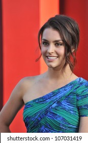 "LOS ANGELES, CA - JUNE 9, 2012: Kathryn McCormick at the world premiere of ""Rock of Ages"" at Grauman's Chinese Theatre, Hollywood. June 9, 2012  Los Angeles, CA"
