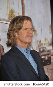 """LOS ANGELES, CA - MARCH 10, 2011: William H. Macy at the Los Angeles premiere of his new movie """"The Lincoln Lawyer"""" at the Cinerama Dome, Hollywood. March 10, 2011  Los Angeles, CA"""
