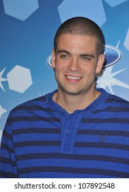 LOS ANGELES, CA - MARCH 11, 2010: Mark Salling at the party for the American Idol Final 12 at Industry, Los Angeles.
