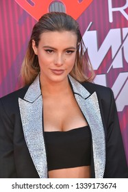 LOS ANGELES, CA. March 14, 2019: Lele Pons at the 2019 iHeartRadio Music Awards at the Microsoft Theatre.Picture: Paul Smith/Featureflash