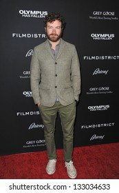 "LOS ANGELES, CA - MARCH 18, 2013: Danny Masterson at the Los Angeles premiere of ""Olympus Has Fallen"" at the Cinerama Dome, Hollywood."