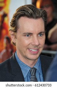 """LOS ANGELES, CA. March 20, 2017: Dax Shepard at the premiere for """"CHiPS"""" at the TCL Chinese Theatre, Hollywood."""