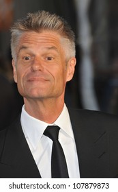 "LOS ANGELES, CA - MARCH 31, 2010: Harry Hamlin at the Los Angeles premiere of ""Clash of the Titans"" at Grauman's Chinese Theatre, Hollywood."