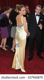 LOS ANGELES, CA - MARCH 7, 2010: Sarah Jessica Parker at the 82nd Annual Academy Awards at the Kodak Theatre, Hollywood.