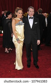 LOS ANGELES, CA - MARCH 7, 2010: Sarah Jessica Parker & Matthew Broderick at the 82nd Annual Academy Awards at the Kodak Theatre, Hollywood.