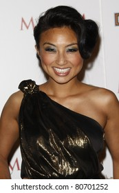 LOS ANGELES, CA - MAY 19: Jeannie Mai arrives at the 11th annual Maxim Hot 100 Party at Paramount Studios on May 19, 2010 in Los Angeles, California
