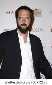 LOS ANGELES, CA - MAY 19: Tom Green arrives at the 11th annual Maxim Hot 100 Party at Paramount Studios on May 19, 2010 in Los Angeles, California
