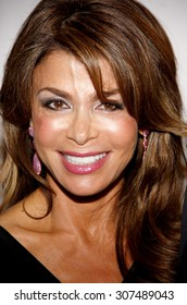 LOS ANGELES, CA  - MAY 24, 2012. Paula Abdul at the 12th Annual Lupus LA Orange Ball held at the Beverly Wilshire Hotel in Beverly Hills, USA on May 24, 2012.