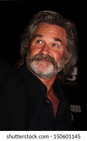 LOS ANGELES, CA -Â?Â? MAY 3, 2013: Kurt Russell at a Q&A at the Egyptian theatre after a screening during the Cape Town film festival on May 3, 2013 in Hollywood, Ca.