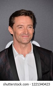 LOS ANGELES, CA. November 04, 2018: Hugh Jackman at the 22nd Annual Hollywood Film Awards at the Beverly Hilton Hotel.Picture: Paul Smith/Featureflash