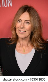LOS ANGELES, CA - November 09, 2017: Kathryn Bigelow at the SAG-AFTRA Foundation's Patron of the Artists Awards at the Wallis Annenberg Center for the Performing Arts