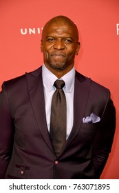 LOS ANGELES, CA - November 09, 2017: Terry Crews at the SAG-AFTRA Foundation's Patron of the Artists Awards at the Wallis Annenberg Center for the Performing Arts