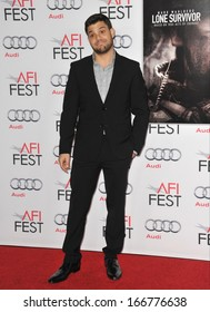 "LOS ANGELES, CA - NOVEMBER 12, 2013: Jerry Ferrara at the world premiere of ""Lone Survivor"", part of the AFI Fest 2013, at the TCL Chinese Theatre, Hollywood."
