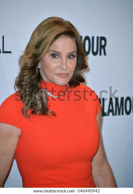 LOS ANGELES, CA. November 14, 2016: Caitlyn Jenner at the Glamour Magazine 2016 Women of the Year Awards at NeueHouse, Hollywood.