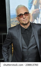 """LOS ANGELES, CA - NOVEMBER 19, 2014: Everclear singer Art Alexakis at the Los Angeles premiere of  """"Wild"""" at the Samuel Goldwyn Theatre, Beverly Hills."""