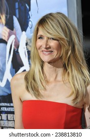 "LOS ANGELES, CA - NOVEMBER 19, 2014: Laura Dern at the Los Angeles premiere of  her movie ""Wild"" at the Samuel Goldwyn Theatre, Beverly Hills."