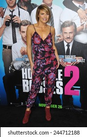 """LOS ANGELES, CA - NOVEMBER 4, 2014: Kathleen Rose Perkins at the Los Angeles premiere of """"Horrible Bosses 2"""" at the TCL Chinese Theatre, Hollywood."""