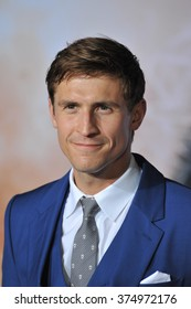 """LOS ANGELES, CA - NOVEMBER 4, 2013: Jonathan Howard at the US premiere of his movie """"Thor: The Dark World"""" at the El Capitan Theatre, Hollywood. Picture: Paul Smith / Featureflash"""