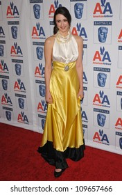 LOS ANGELES, CA - NOVEMBER 5, 2009: Madeline Zima at the 18th Annual BAFTA/LA Britannia Awards at the Hyatt Century Plaza Hotel, Century City.