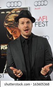"""LOS ANGELES, CA - NOVEMBER 9, 2013: Gavin DeGraw at the Los Angeles premiere of """"Out of the Furnace"""", part of the AFI Fest 2013, at the TCL Chinese Theatre, Hollywood."""