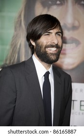 LOS ANGELES, CA - OCTOBER 06: Actor Jason Schwartzman arrives at the premiere of HBO's 'Enlightened' at the Paramount Theater on October 6, 2011 in Los Angeles, California.