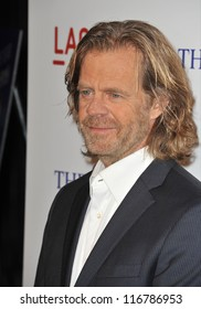 """LOS ANGELES, CA - OCTOBER 10, 2012: William H. Macy at the premiere of his movie """"The Sessions"""" at the LA County Museum of Art."""