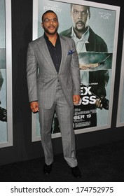 """LOS ANGELES, CA - OCTOBER 15, 2012: Tyler Perry at the Los Angeles premiere of his movie """"Alex Cross"""" at the Cinerama Dome, Hollywood."""